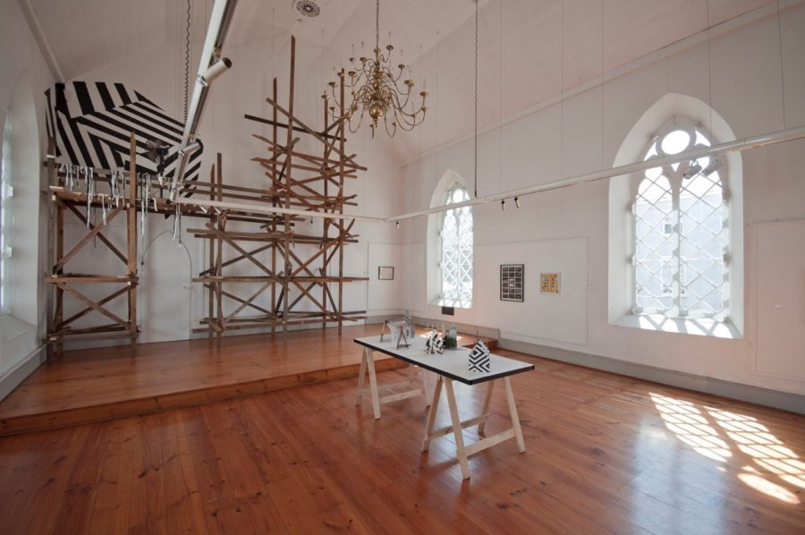 Stephen Hobbs at University of Stellenbosch Gallery