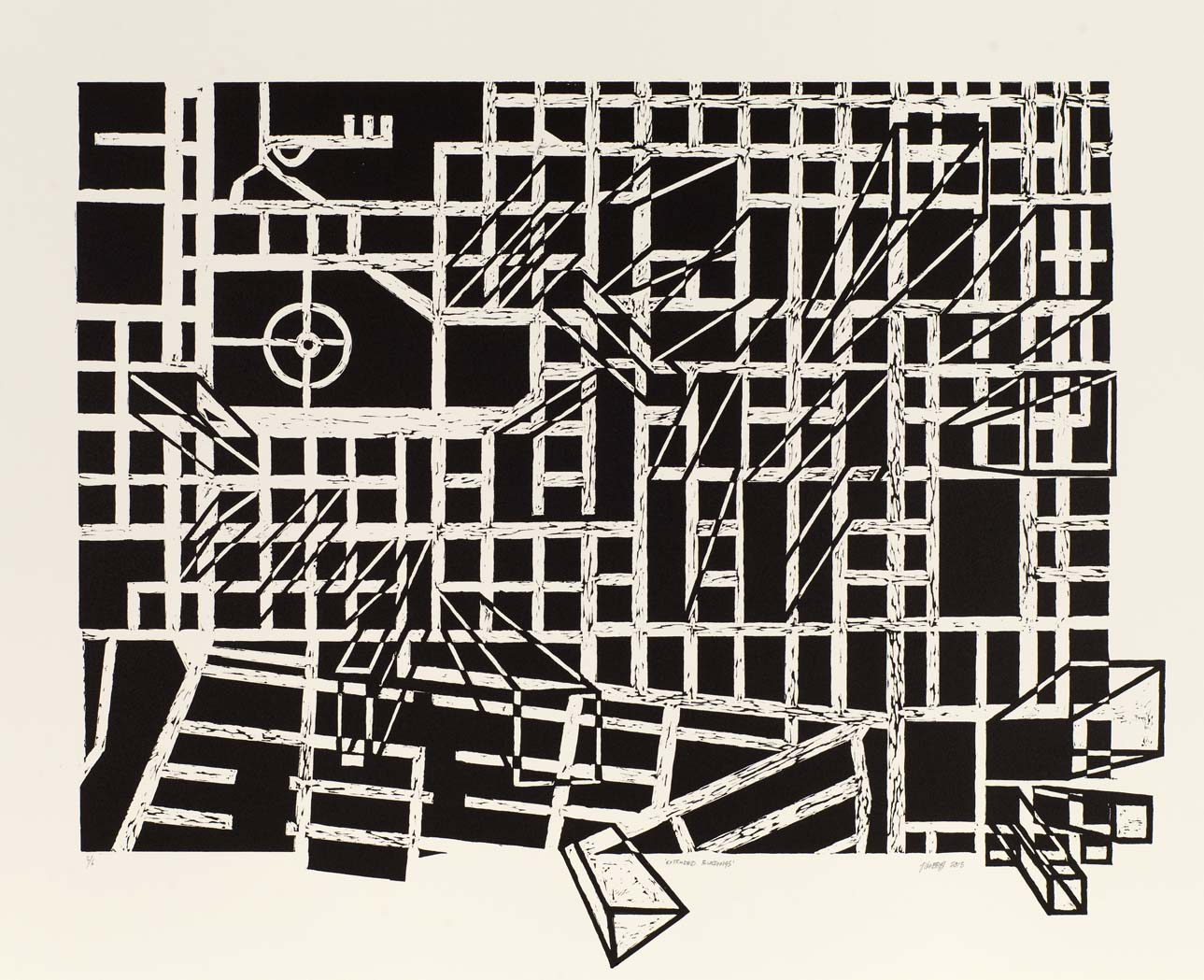 Hobbs-Extruded Buildings-Linocut-2013-LR