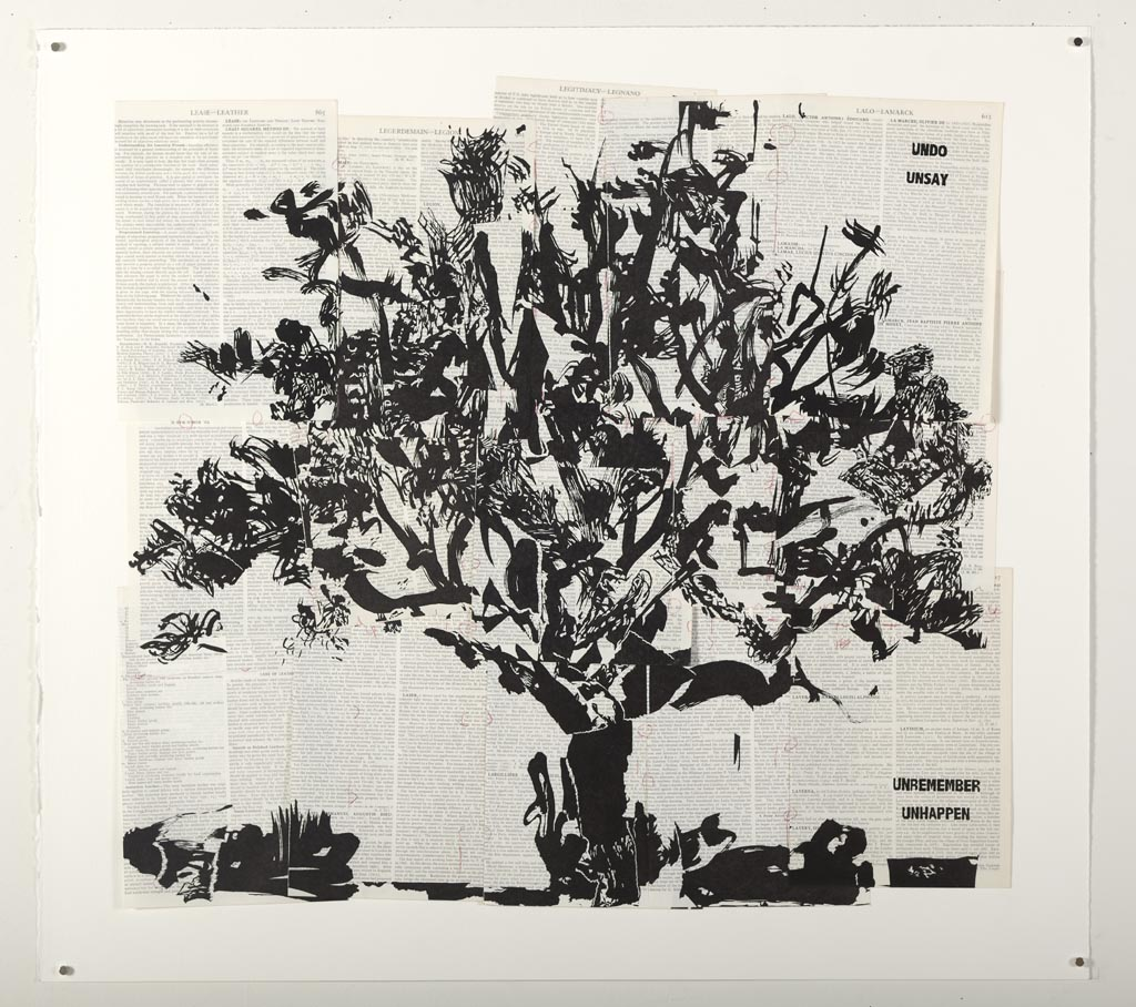 William Kentridge, Universal Archive 'Big Tree'