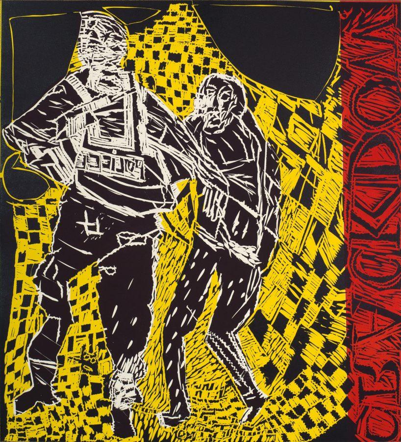 Locust Jones-Crackdown-Linocut-2012-HR