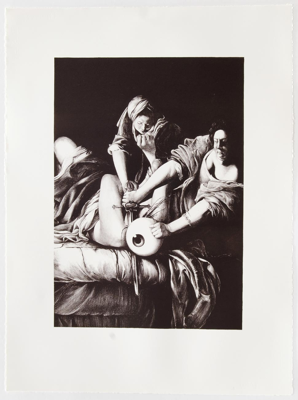 The Beheading - Jessica Harrison