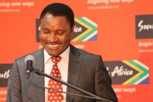 SA Tourism CEO Mr. Thulani Nzima