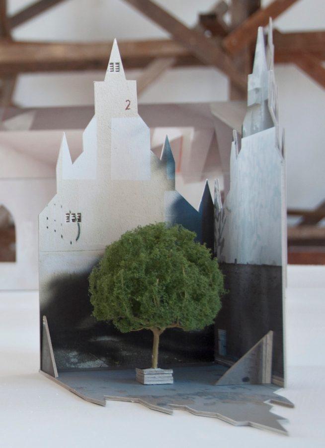 Flat Church, Full Tree - Stephen Hobbs
