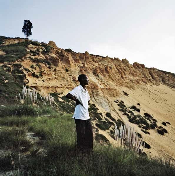 Israel Mosala, Environmentalist, 2012, Jason Larkin - Photograph