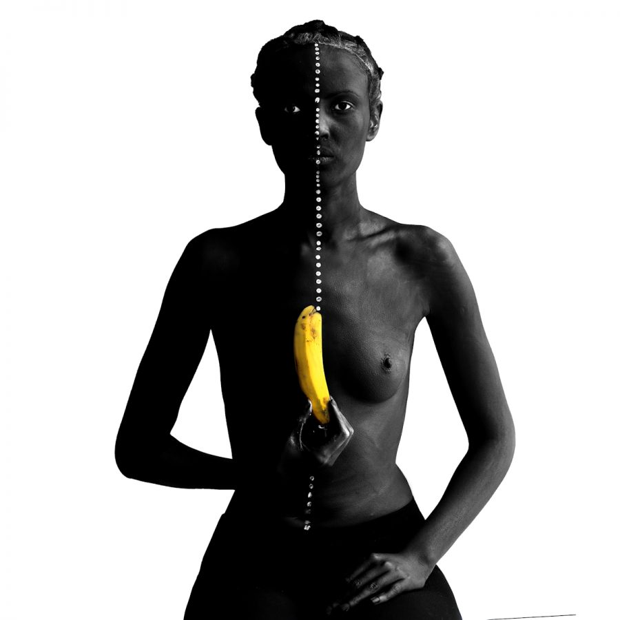 Aida Muluneh, The Wolf You Feed, Part One, 2014, Digital Photograph