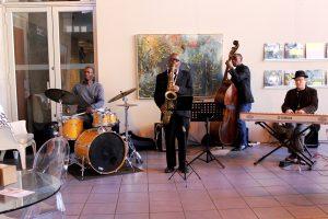 The badacious Jazz band