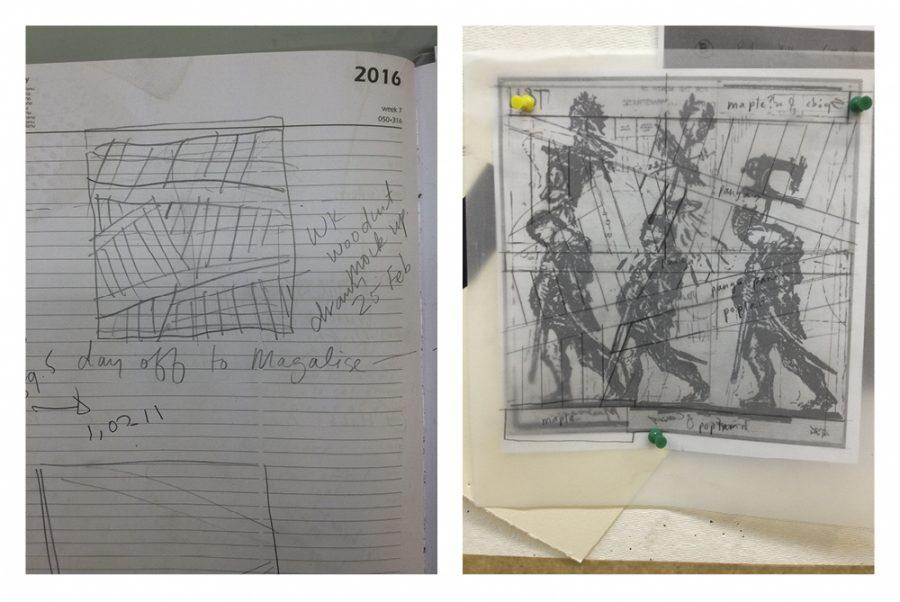William Sketches (1)