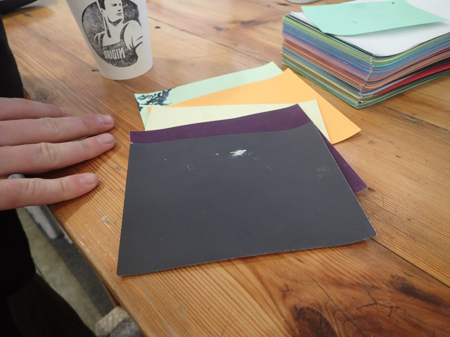 Colour range using at DKW