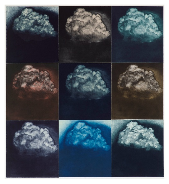 Nine Views of a Cloud, Robyn Penn