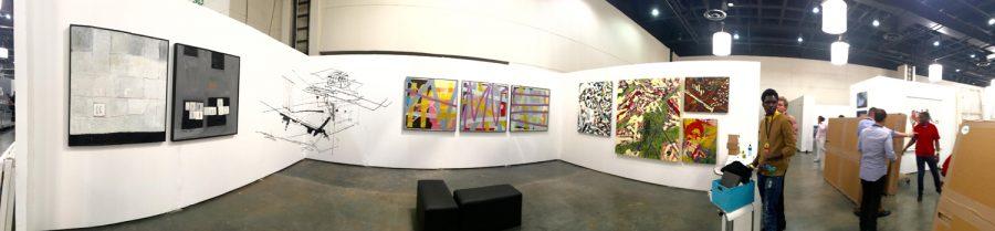 DKP Paintings & Mural booth.